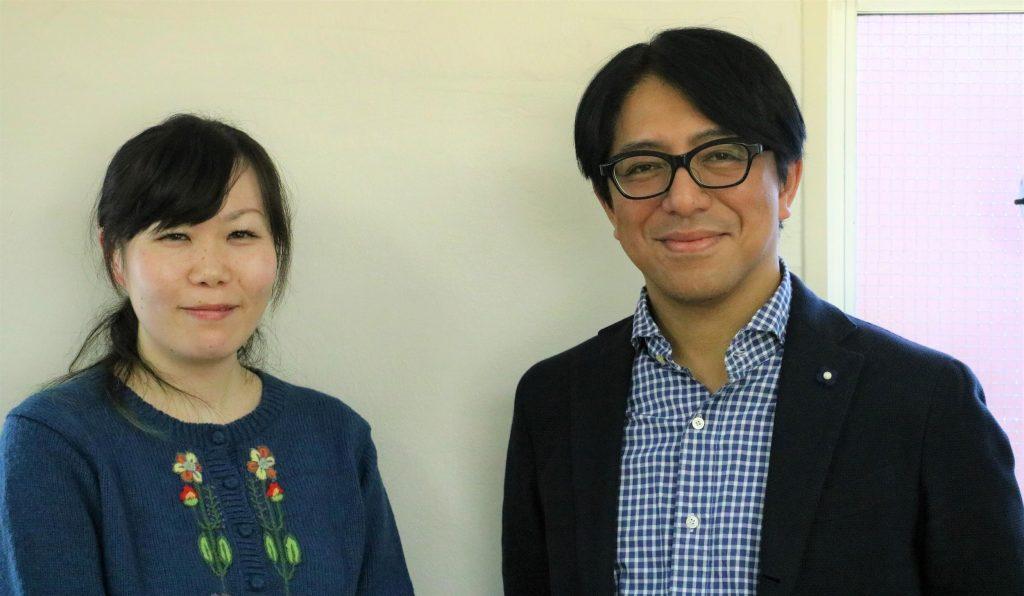 有限会社クローラ  代表取締役 伊藤元様 プレス 増野あゆむ様