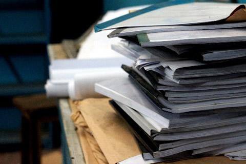 1.書類管理方法のファイリングシステムを知ろう