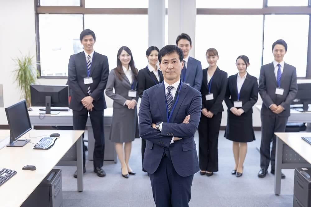 従業員代表